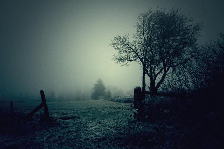 Mardrömslika landskap